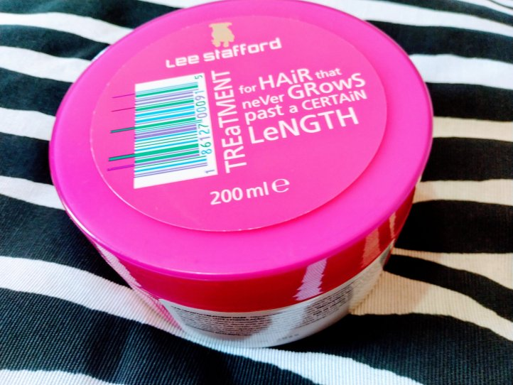 Máscara de Tratamento Hair Growth Treatment, Lee Stafford
